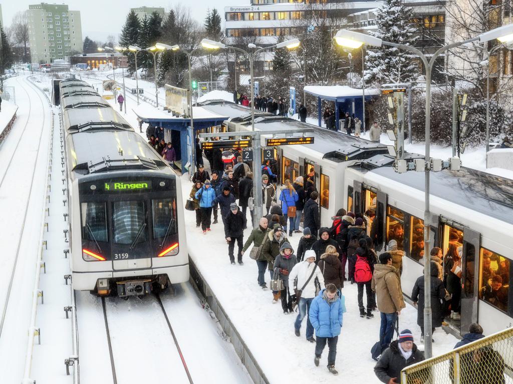 Transport i byer og transportplanlægning