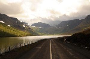 Foto fra Island