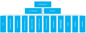 NVFs organisation