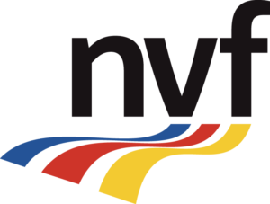 Transparent NVF logo